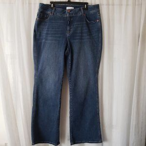 Lane Bryant Womens  Jeans Boot Cut Size 20